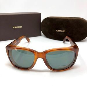 TOM FORD CARSON TF441 53N 56mm Mens Sunglasses